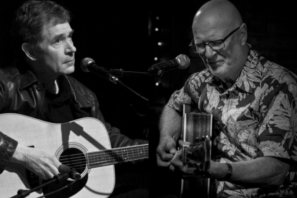 Mick Hanly and Johnny Duhan